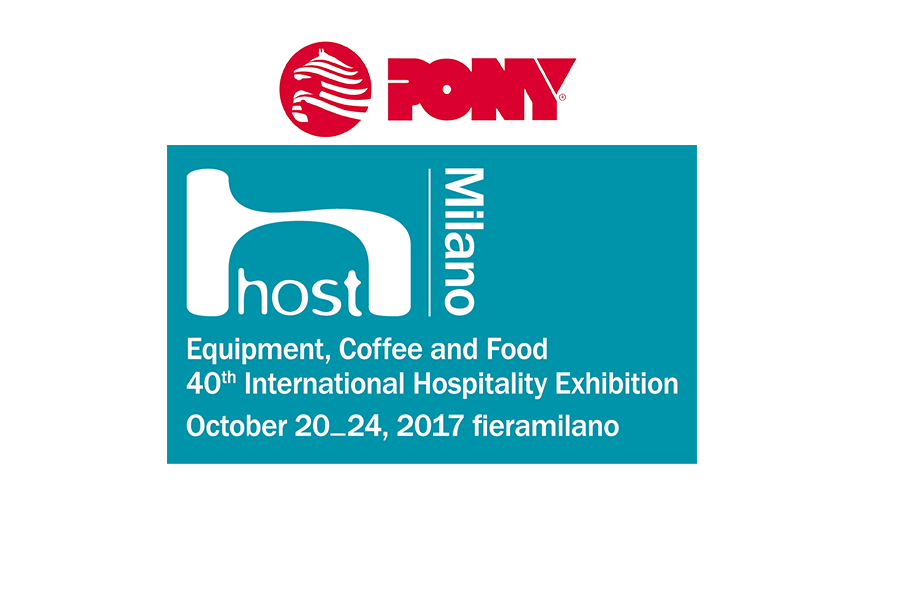 PONY HOST 2017 - BOOTH M60 HALL 03