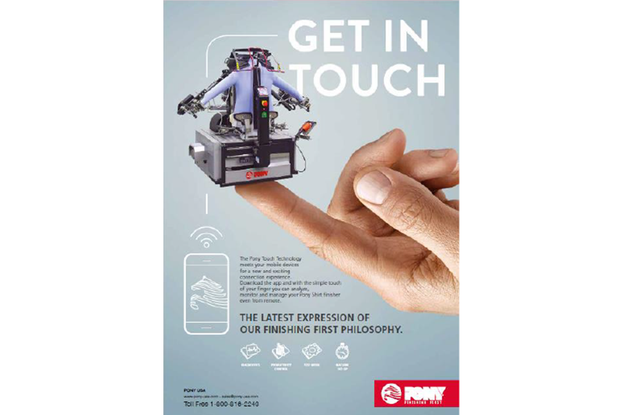 PONY TOUCH TECNOLOGY