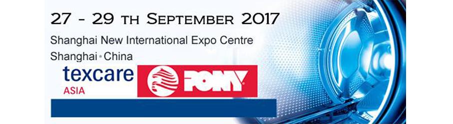 PONY TEXCARE ASIA 2017