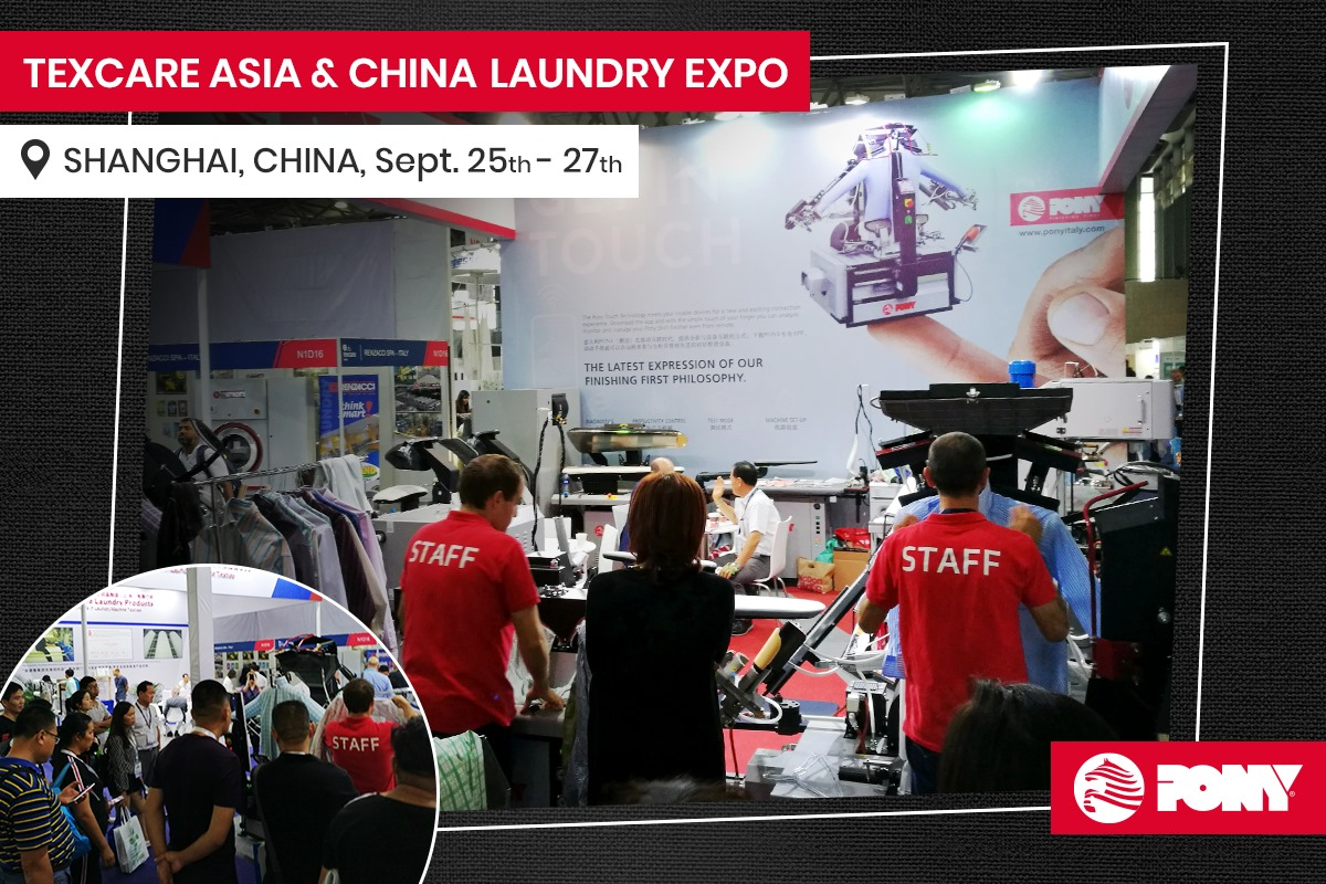 TEXCARE ASIA & CHINA LAUNDRY EXPO